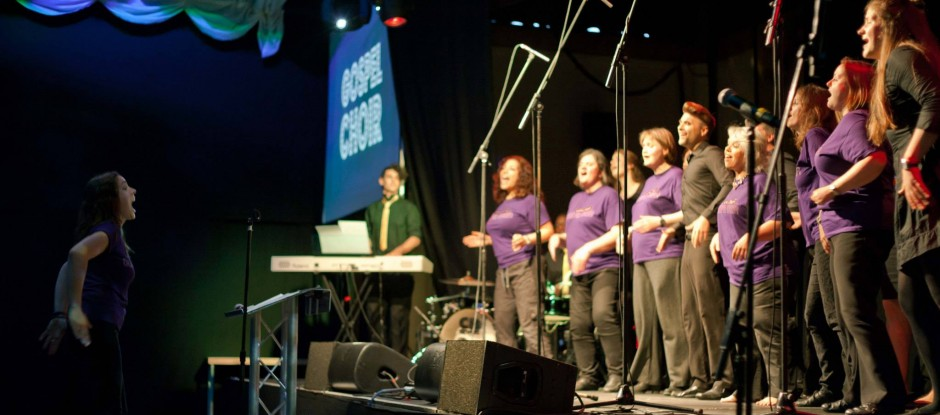 'The MbM Choir is a real boost to those who sing and those in the audience!' <br> Professor Sir Christopher Snowden <br> Vice-Chancellor, University of Surrey & President, Universities UK