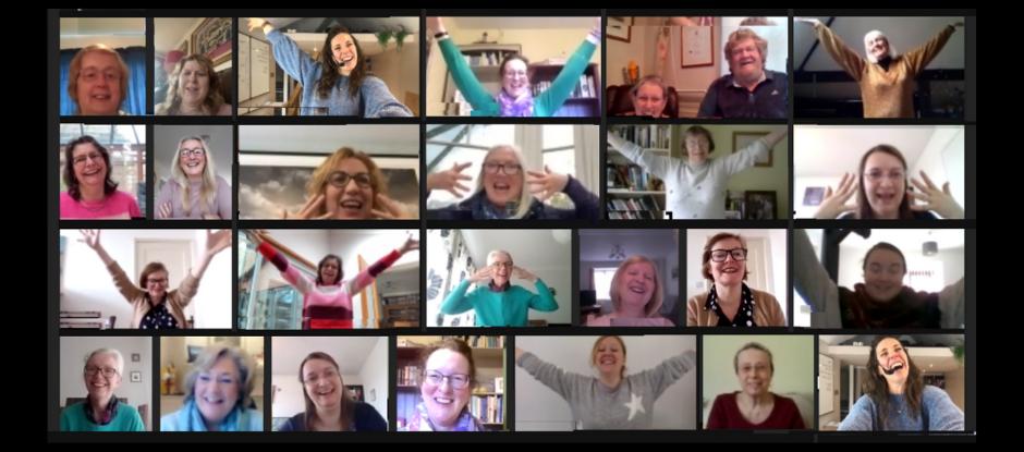 MbM Community Choirs On Zoom
